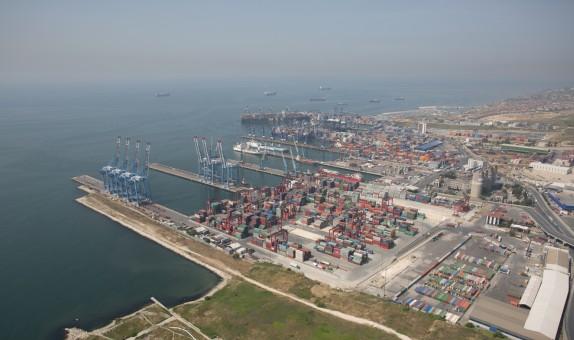 Limancılığın Yıldızı Konteyner Taşımacılığı Yüzde 8 Büyüdü