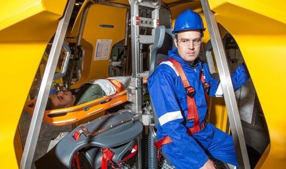 Port Akdeniz İşçileri Dünyanın En Güvenli Kabinlerinde Çalışacak