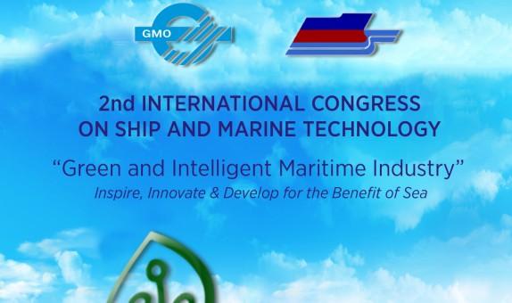 2. Uluslararası Gemi ve Deniz Teknolojisi Kongresi - GMO-SHIPMAR 2021