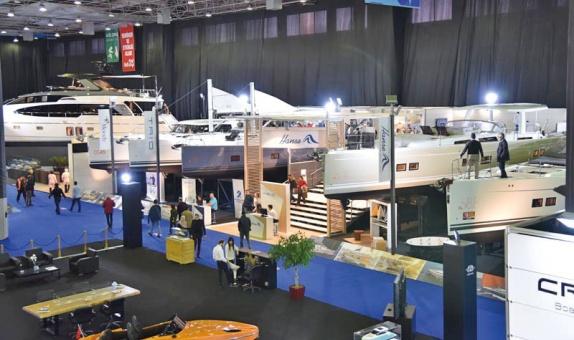 CNR Avrasya Boat Show yarın başlıyor