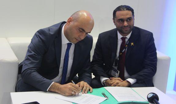 Atılgan Denizcilik Omar Drydock ile Özel temsilcilik Sözleşmesi İmzaladı