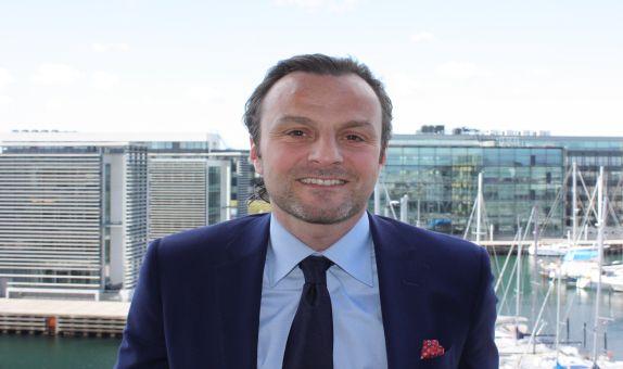 DFDS Akdeniz İş Birimi'nin başına Lars Hoffmann getirildi.
