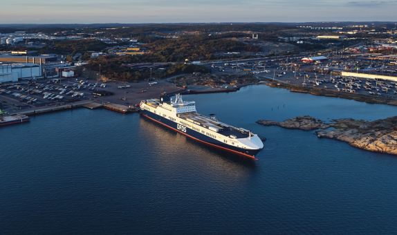DFDS'den Yenilenebilir Yakıt Geliştirmek için Dev İşbirliği