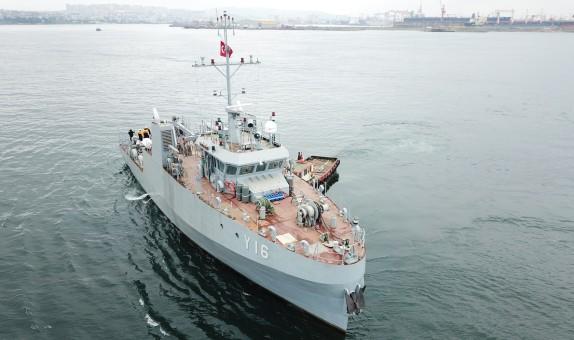 Donanmamızın Gücüne Güç Katacak Proje Yarın Teslim Ediliyor