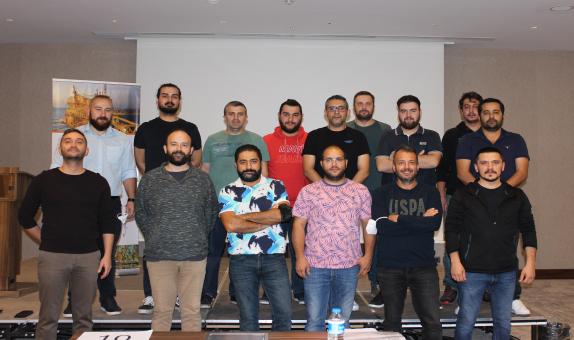 GMO GEMİSEM, Uluslararası FROSIO Korozyon Enspektörlüğü Eğitimi