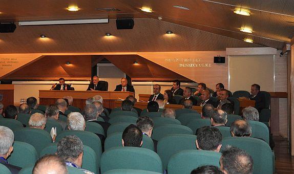 İMEAK DTO, 2019'un İlk Meclis Toplantısını Gerçekleştirdi