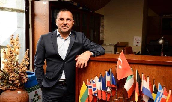 İMEAK DTO İzmir Şube Başkanı Yusuf Öztürk Basın Açıklaması Yaptı