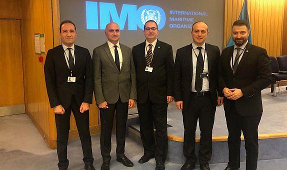 IMO'da Türk Loydu'nun Tarihi Başarısı
