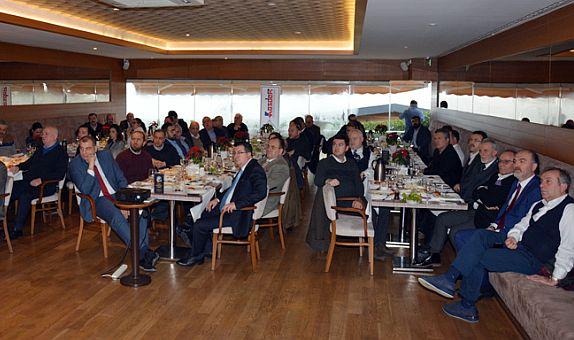 KOSDER'in 1. Serbest Kürsü Toplantısı Gerçekleştirildi