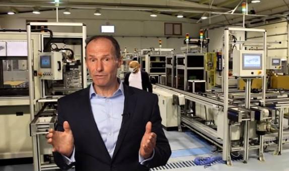 KSB Dünya Başkanı KSB'nin Ankara'daki Üretim Tesislerini Dünyaya Tanıttı