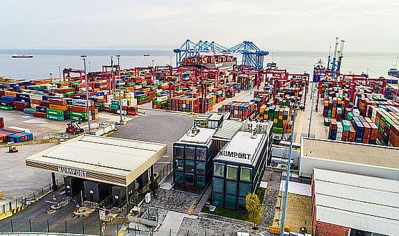 Kumport, Limancılık Sektörünün İlk Sürdürülebilirlik Raporunu Yayınladı