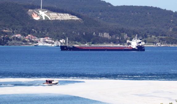 Marmara Denizi'nde Seyir Yapacak Gemiler İçin KOSDER Uyarıyor
