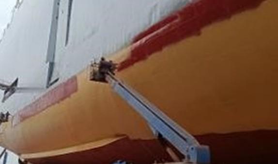 Nippon Paint Marine'in Yeni Yüksek Verimli Antifouling Astar Boyası