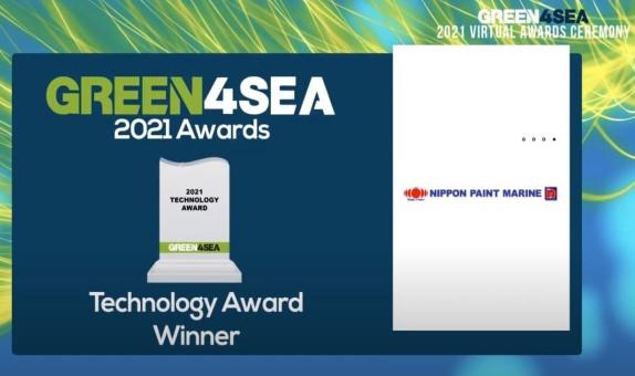 NIPPON Paint Yeşil Teknoloji Ödülünü Aldı