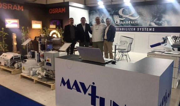 OSRAM, Denizcilik Sektörü için Ürünlerini Tuzla Boat Show'da Tanıttı