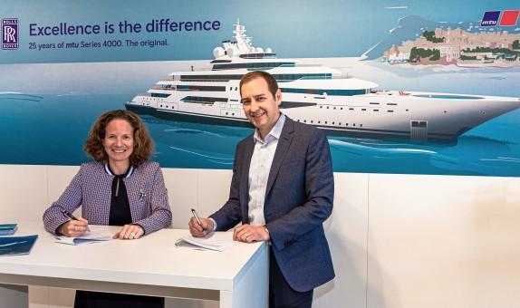 Rolls-Royce ve Sea Machines'ten Akıllı Gemi ve Otonom Gemi Kontrol Çözümlerine için İş Birliği