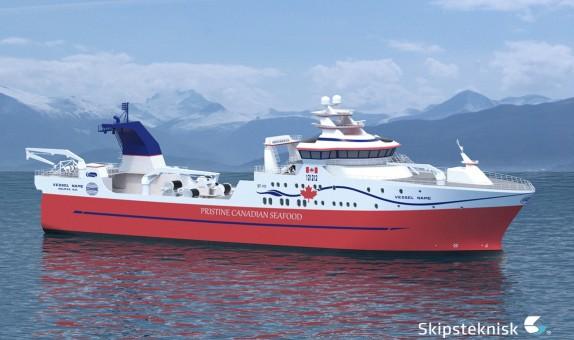 Tersan Tersanesi, Danimarkalı Ocean Prawns A/S ile sözleşme imzaladı