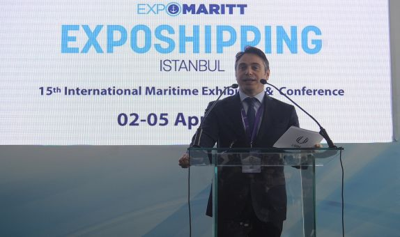 Türk Denizcilik Sektörünün Uluslararası Buluşması 15. Exposhipping Expomaritt İstanbul, Ziyarete Açıldı