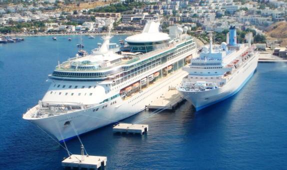 Türkiye, İkinci Kez Akdeniz'in En İyi Kruvaziyer Destinasyonu Seçildi