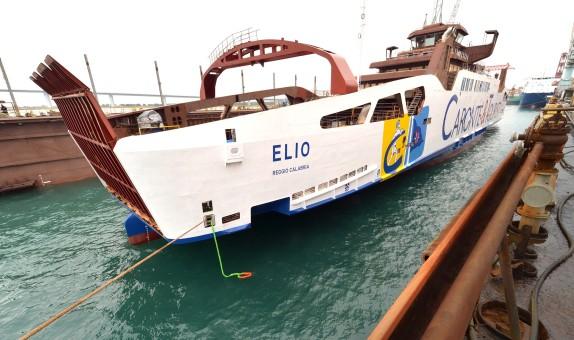 Akdeniz'in LNG ile Çalışan İlk Feribotu Sefine'den