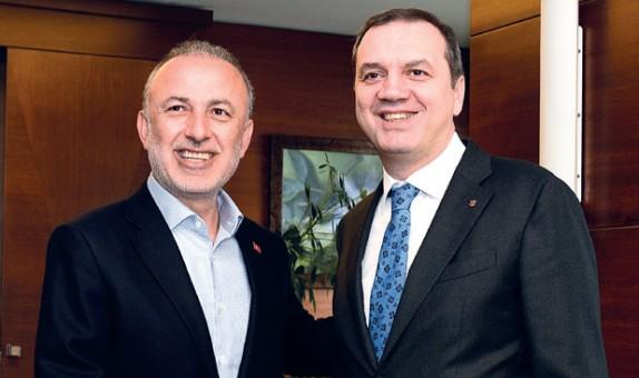 İMEAK DTO'nun Yeni Başkanı Tamer Kıran