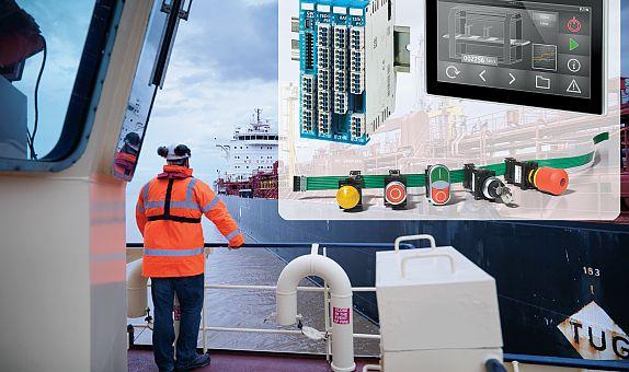 Eaton, Denizcilik Uygulamaları için Otomasyon Çözümleri Portföyünü Genişletiyor class=