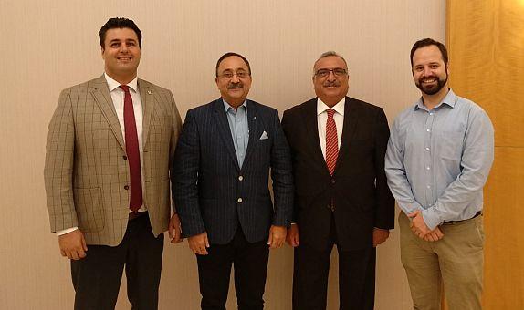 IMEC ve Türkiye Denizcilik Federasyonu Önemli Bir Buluşmaya İmza Attı