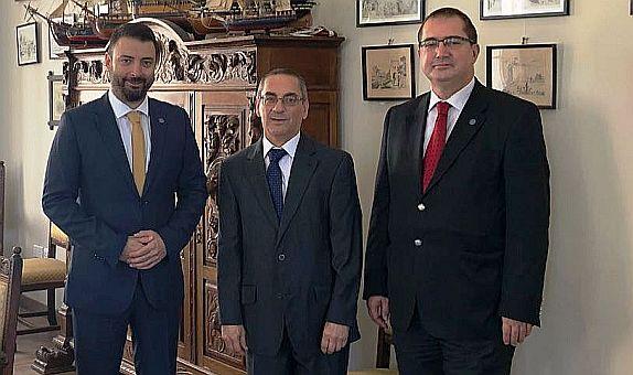 Türk Loydu Malta'da Üst Düzey Görüşmeler Yaptı