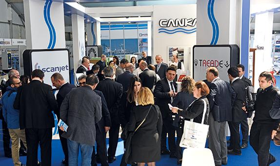 İstanbul Uluslararası Denizcilik Fuarı ve Konferansı: EXPOSHIPPING EXPOMARITT