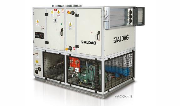 Aldağ A.Ş.'den MAC Marine Tip Kompakt Klima Cihazı