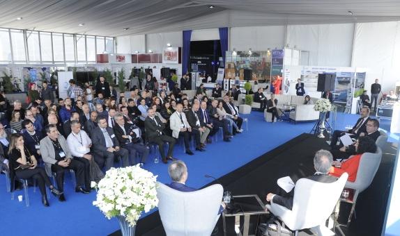 Fuarın Ardından: Türk Denizcilik Sektörü GSYH'ye 22 Milyar Dolar Katkı Sağlıyor class=