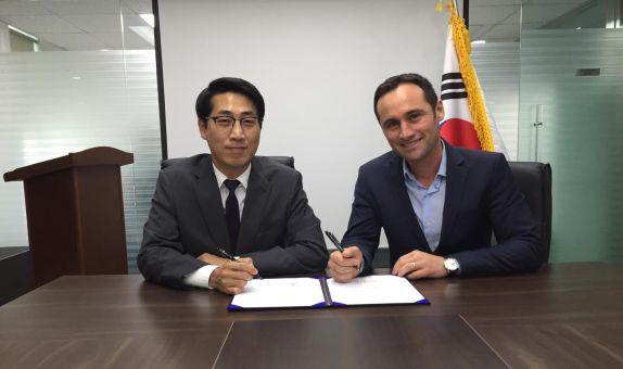 İzmir Shipyard'dan Güney Kore'ye Teknoloji Transferi