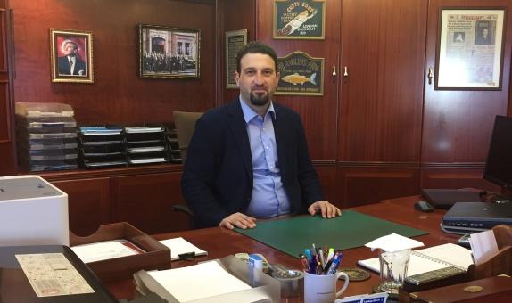 Onursan Genel Müdürü Barbaros Onur