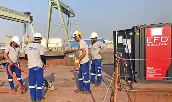 BMC Marine Mühendislik Limited Şirketi Tersanelere, Gemi İnşa ve Boru İmalatında Teknolojik ve Yenilikçi Çözümler Sunuyor