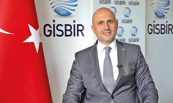 GİSBİR Başkanı Murat Kıran: 'Hedeflerimiz Doğrultusunda  Emin Adımlarla Yürüyoruz'