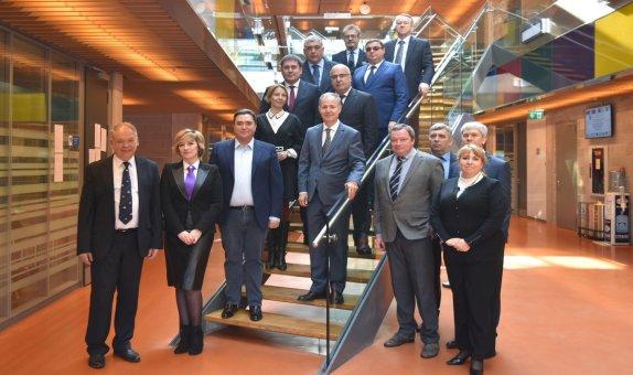 BSAMI Karadeniz Denizcilik Üniversiteleri Organizasyonu 10. Genel Kurul Toplantısı