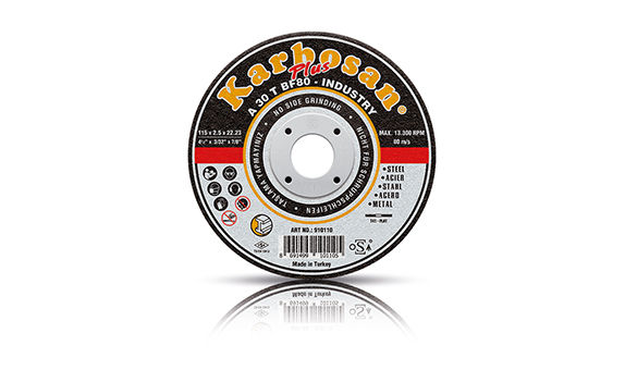 Karbosan Endüstriyel Metal Kesma Diskleri
