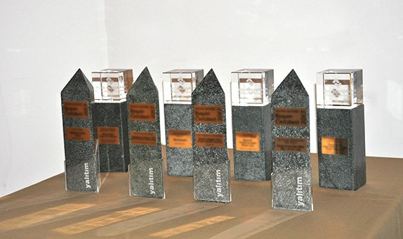 Yalıtım Sektörü Başarı Ödülleri Sahiplerini Buldu