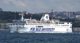 Piri Reis Üniversitesi Gemisi İlk Seyrini Tamamladı