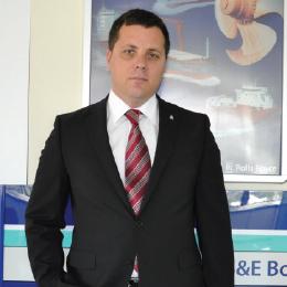 Rolls-Royce Türkiye Genel Satış Müdürü Erkut Aslanoğlu: