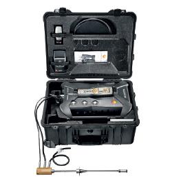 Yüksek Verim ve Temiz Bir Çevre için Testo 350 MARITIME Portatif Gemi Baca Gazı Analiz Cihazı